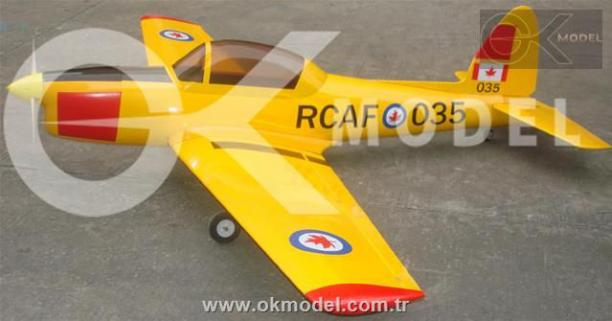 CY Model deHavilland Chipmunk ARF Uçak