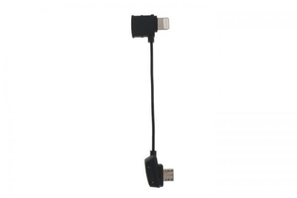DJI Mavic Remote Controller Cable (Lightning Connector) FOR IPHONES