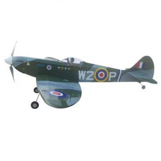 The World Models Spitfire EP ARF  (Outrunner Brushless motor included)