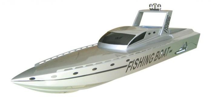 Vantex Fishing Boat 810EP (Silver) Fishing Boat