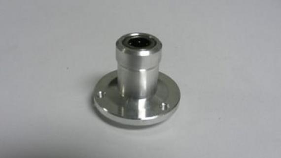 CEN CNC One-Way Diff. Hub (FF,NMX) (Upgrade for FF004)