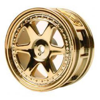 Wheels-Touring (6 Spokes) - Gold