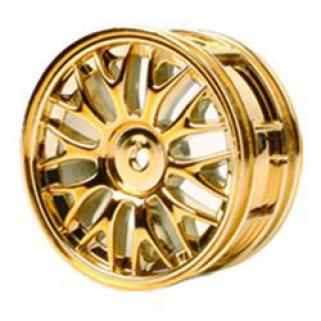 Wheels-Touring (10Y Spokes)- Gold