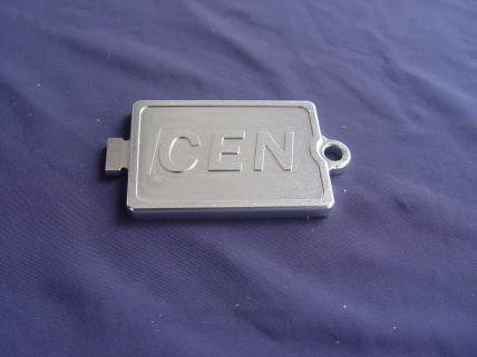 CEN CNC Alum Receiver Case Lid (Upgrade for GS265)