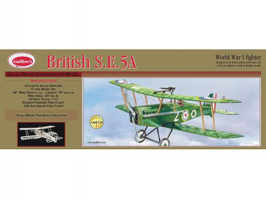 202LC 1/14 BRİTİSH SE5A MODEL KİT - LASER CUT