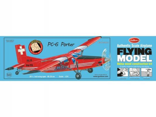 304LC 1/24 PC6 PORTER MODEL KİT - LASER CUT