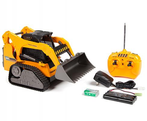 Hobby Engine 1/12 RC Track Loader FM Radio