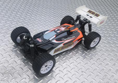 CEN ME-10 BG Orange 1/10 Body-Boyalı