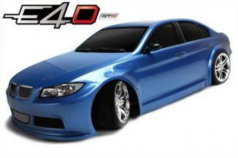 Team Magic BMW 320 1/10 Body-Boyalı (*Ürün Bordo Renktedir.)