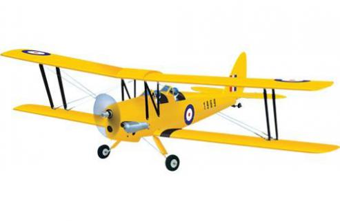 Phoenix Tiger Moth 40 1404mm ARF Uçak