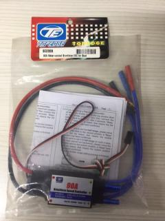 Top Edge 90A Water-Cooled Brushless ESC (Tekne İçin)