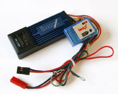 IMAX IBEC-6A Voltage Regulator & Battery Checker