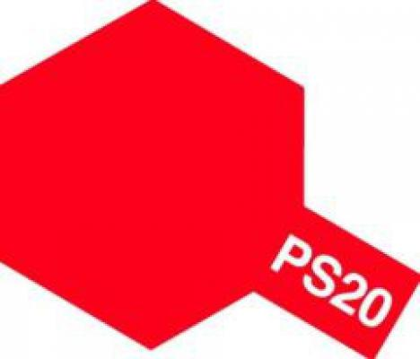 PS-20 Fluorescent Red 100 ml Spray