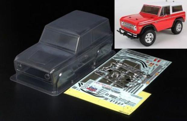 1/10 Ford Bronco 1973 Kep / Body