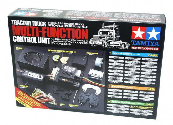 1/14 RC Multi Function Control Unit