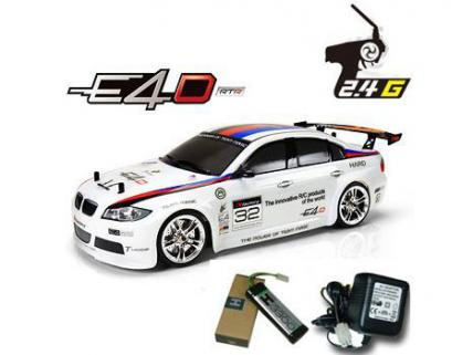 E4D RTR 1/10 DRIFT CAR