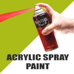 Acrylic Spray Paints